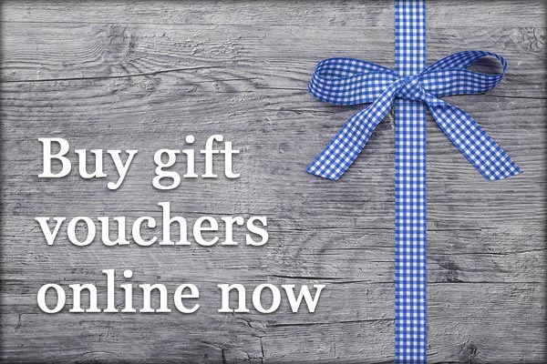 Buy gift vouchers online now
