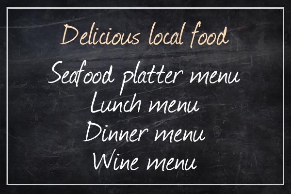 View menus